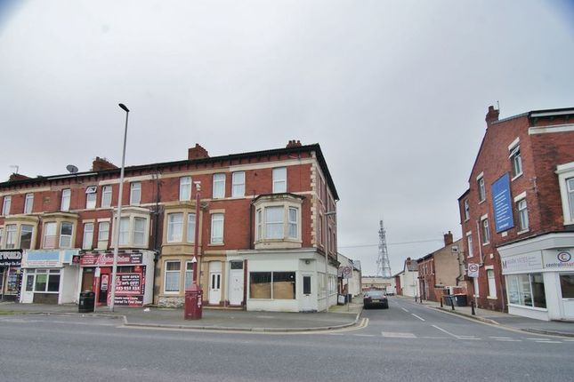 Thumbnail Flat for sale in Central Drive, Blackpool
