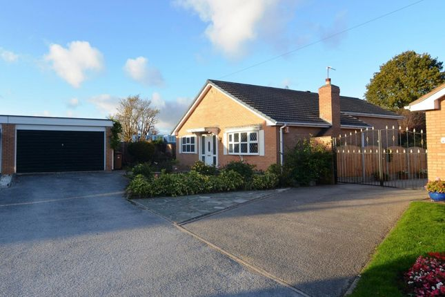 Thumbnail Detached house to rent in Topgate Close, Barnston, Heswall