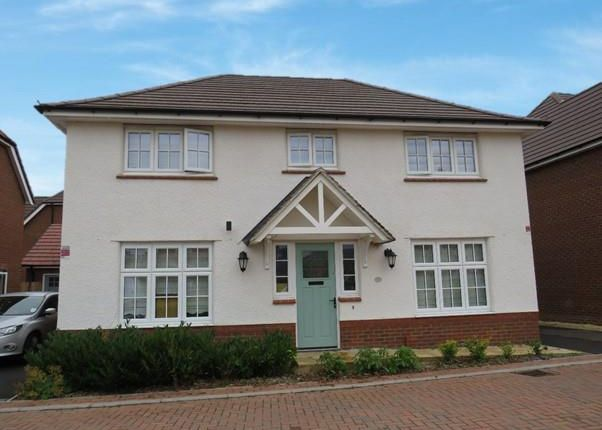 Thumbnail Property to rent in Mead Avenue, Hauxton, Cambridge
