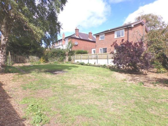 Garden of Ffordd Y Llan, Treuddyn, Mold, Flintshire CH7