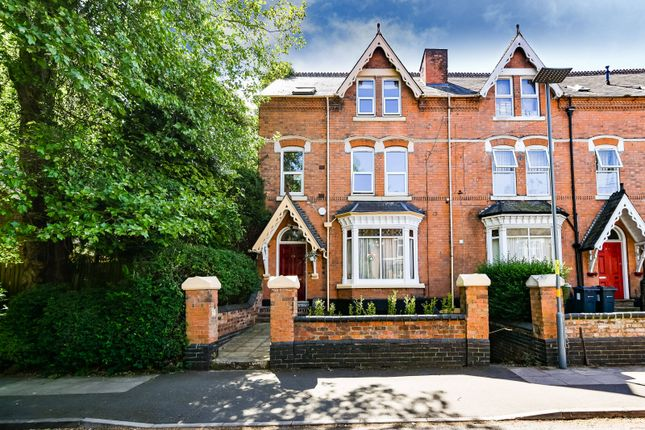 Thumbnail End terrace house for sale in Devonshire Rd, Handsworth