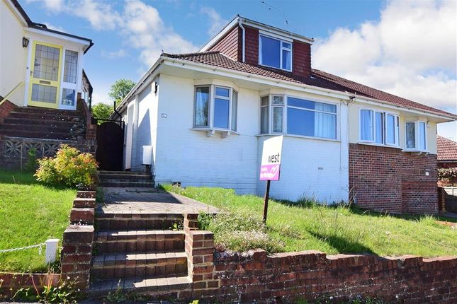 Semi-detached bungalow for sale in Westfield Crescent, Patcham, Brighton, East Sussex