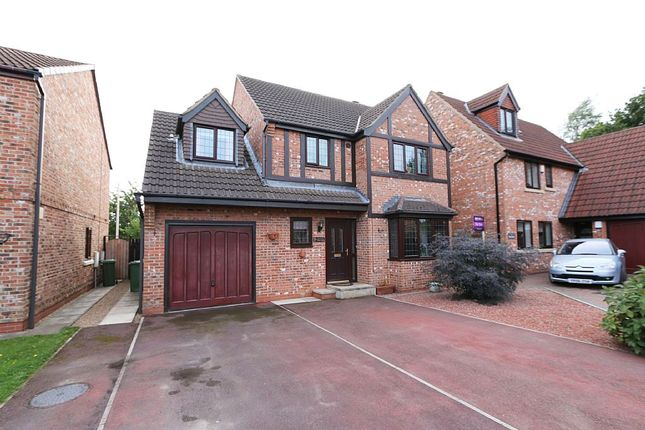 4 bed detached house for sale in The Rein, Westwoodside, Doncaster, South Yorkshire