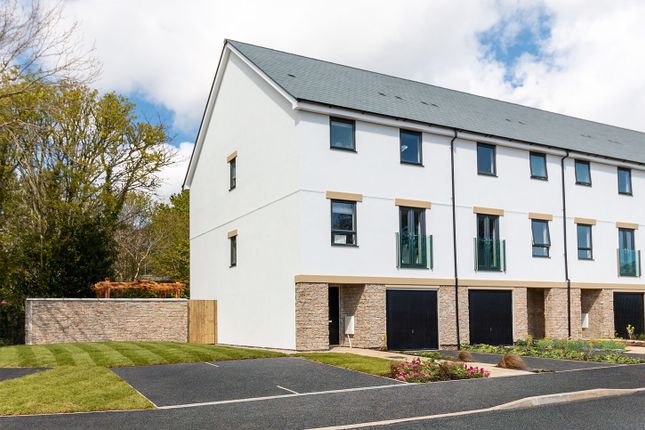 """4 bedroom terraced house for sale in """"The Helford"""" at Centenary Way, Penzance"""