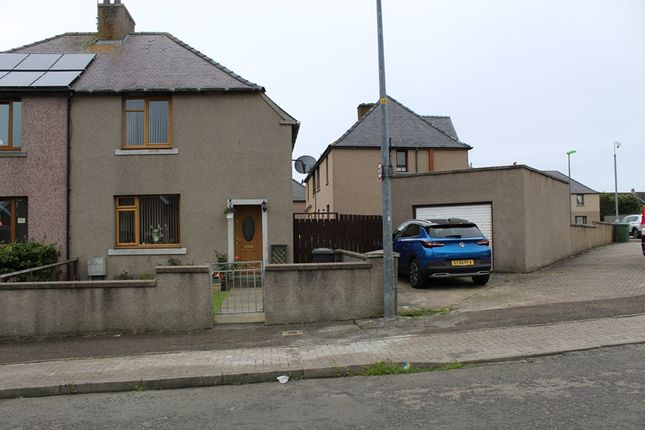 Thumbnail Semi-detached house for sale in Murchison Street, Wick