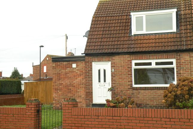 Thumbnail Semi-detached house to rent in Chester Avenue, Wallsend