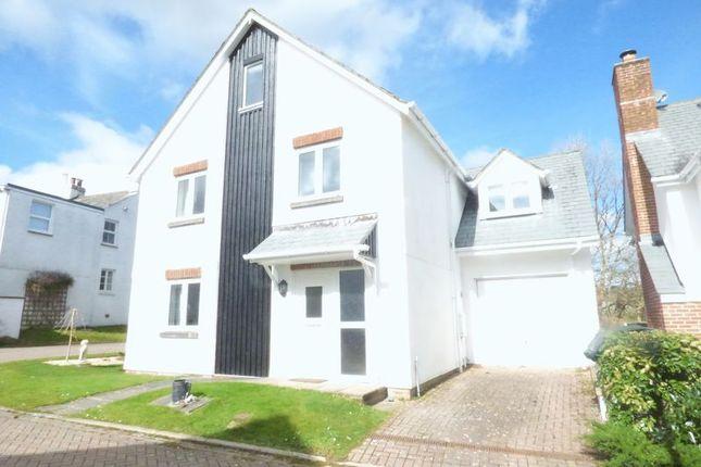 Thumbnail Detached house for sale in Trenance Drive, Lamerton, Tavistock
