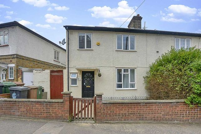 Thumbnail End terrace house for sale in South Countess Road, London