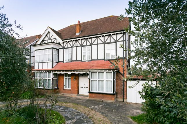 Thumbnail Detached house to rent in Becmead Avenue, London
