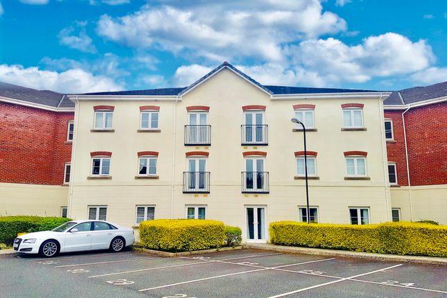 Thumbnail Flat to rent in Coychurch Road, Bridgend