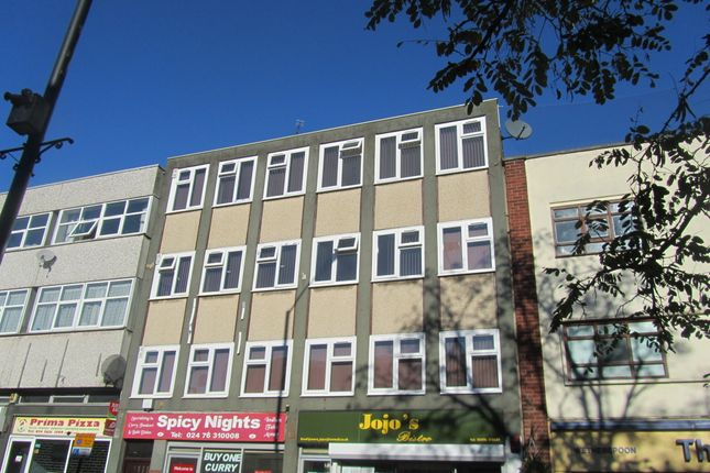 Thumbnail Flat to rent in King Street, Bedworth