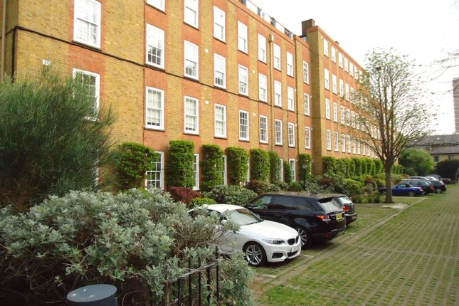 Winfield House of Vicarage Crescent, London SW11