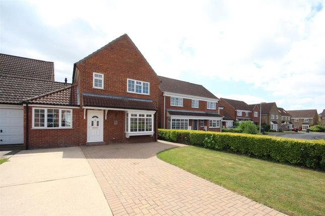 Thumbnail Detached house for sale in Doggett Road, Cherry Hinton, Cambridge