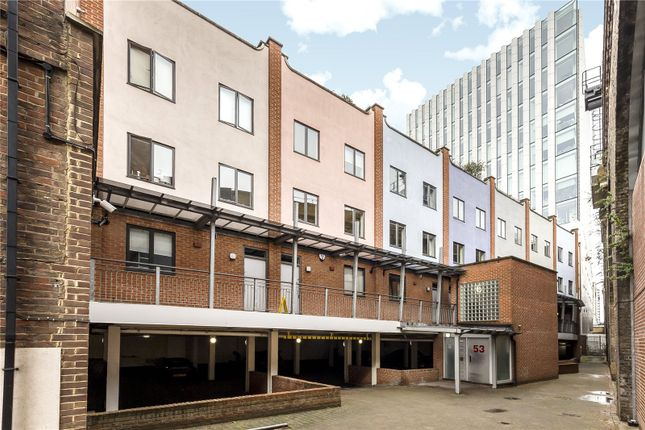 Thumbnail Detached house for sale in Surrey Row, London