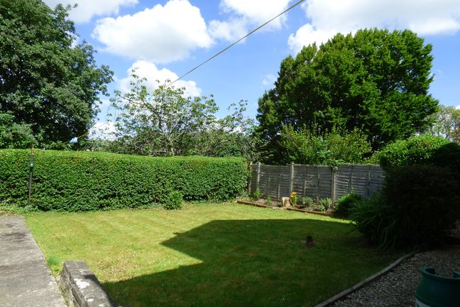 Rear Garden of Minster Way, Bathwick, Central Bath BA2