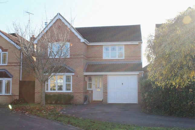 Thumbnail Detached house to rent in Craig Lea, Taunton