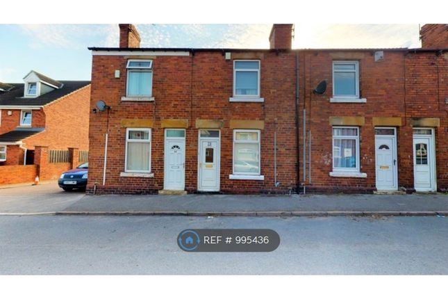 2 bed terraced house to rent in Carlyle Road, Rotherham S66