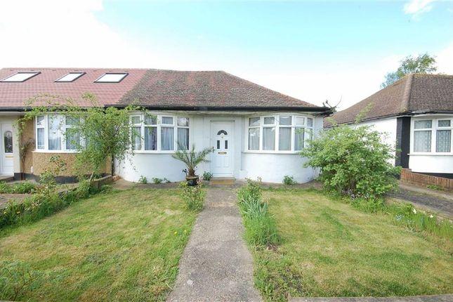 Thumbnail Semi-detached bungalow to rent in Stafford Road, Ruislip