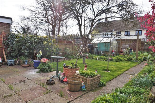 Rear Garden of Hollybush Lane, Hemel Hempstead HP1