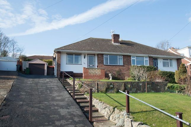 Thumbnail Bungalow for sale in Selmeston Road, Eastbourne