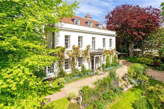 Thumbnail Detached house for sale in South Walks, Dorchester, Dorset