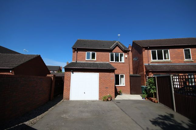 Thumbnail Detached house for sale in Whitefields Road, Bishops Cleeve, Cheltenham, Gloucestershire