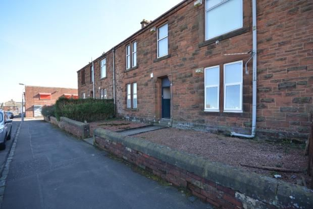 Thumbnail Flat for sale in Bonnyton Road, Kilmarnock