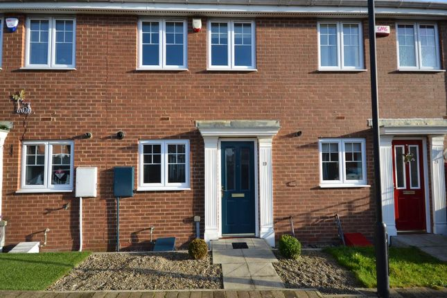 Thumbnail Terraced house to rent in Neston Court, Newcastle Upon Tyne, Tyne & Wear