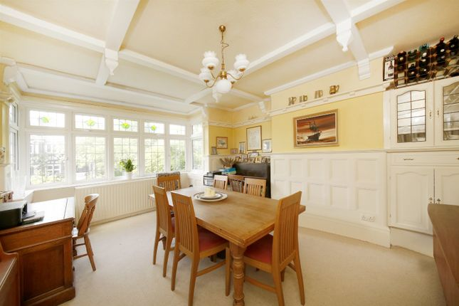 Thumbnail Semi-detached house for sale in Oaks Avenue, Upper Norwood