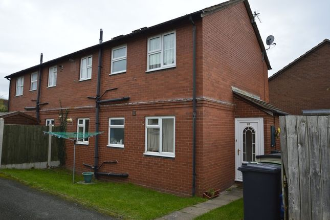 Thumbnail Flat to rent in Falcons Way, Shrewsbury