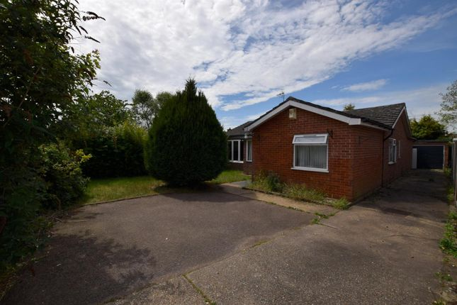 Thumbnail Detached bungalow for sale in Constable Road, Norwich