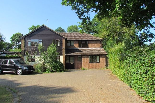 Thumbnail Detached house to rent in Kennylands Road, Sonning Common