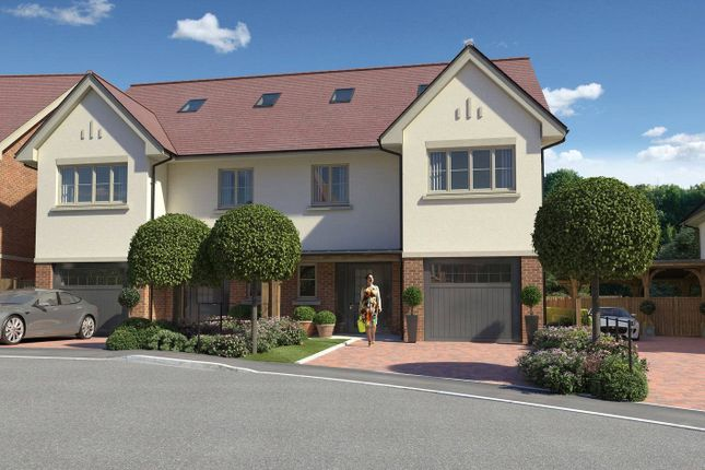 Thumbnail Semi-detached house for sale in Heathbourne Village, Heathbourne Road, Bushey, Hertfordshire