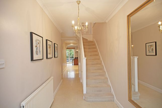 Hallway of Chatsworth Avenue, Hendon, London NW4