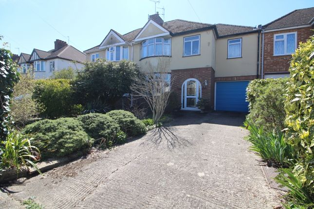 Thumbnail Terraced house for sale in Lakes Lane, Newport Pagnell, Buckinghamshire
