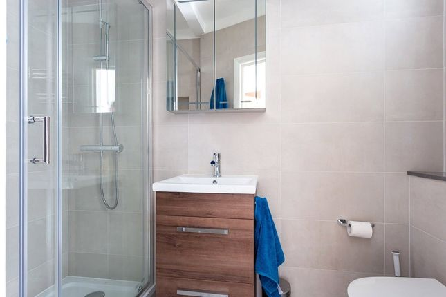 Shower Room of St. John's Villas, London N19