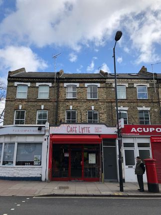 Thumbnail Retail premises for sale in 147 Blackstock Road, Hackney