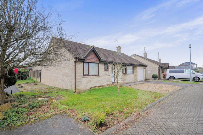 Thumbnail Detached bungalow for sale in Godwins Close, Atworth, Melksham
