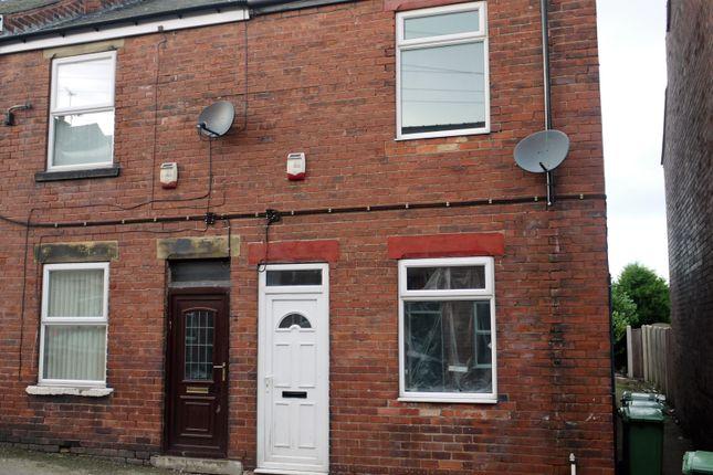 Thumbnail End terrace house to rent in Fenwick Street Warsop, Nottingham