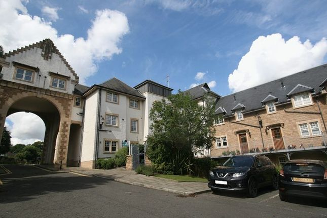 Thumbnail Flat to rent in West Mill Bank, Colinton, Edinburgh