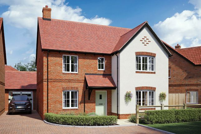 4 bed detached house for sale in Plot 2, The Pittville, Brockhampton Manor, Chelt GL51