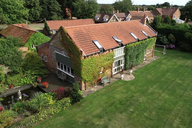 Thumbnail Farmhouse for sale in The Green, North Wootton, King's Lynn