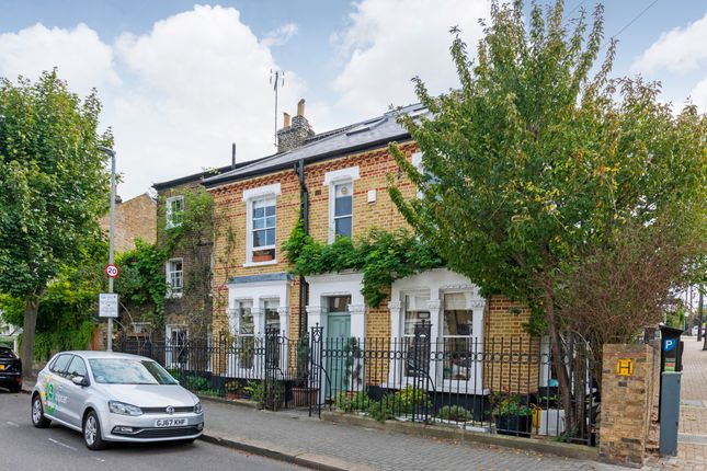 Thumbnail End terrace house for sale in St. John's Hill Grove, London