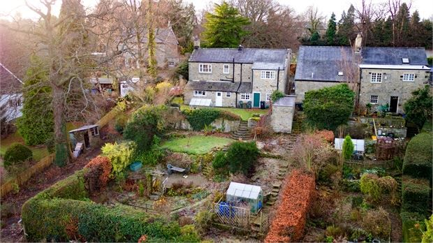 Thumbnail Cottage for sale in Riding Cottages, Riding Mill