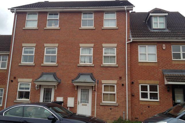 Thumbnail Terraced house to rent in Mason Row, Hamilton, Leicester