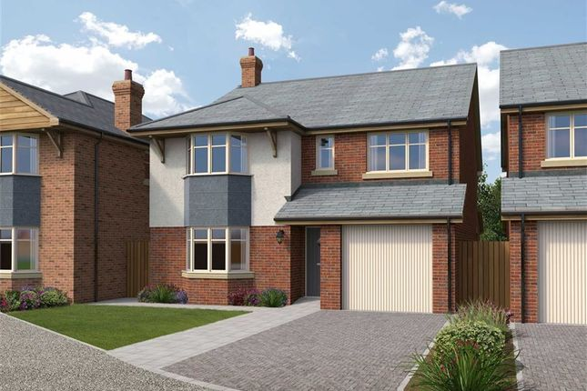 Thumbnail Detached house for sale in Burbage Road, Burbage, Hinckley