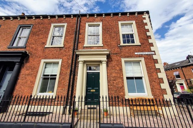 Thumbnail Flat for sale in Chiswick Street, Carlisle