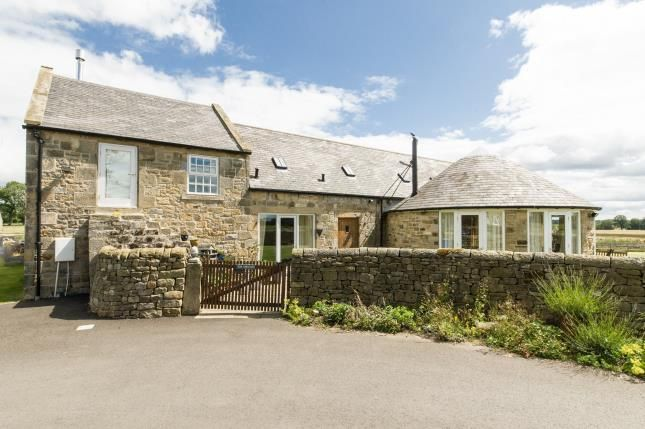 Thumbnail Barn conversion for sale in Fenwick, Northumberland