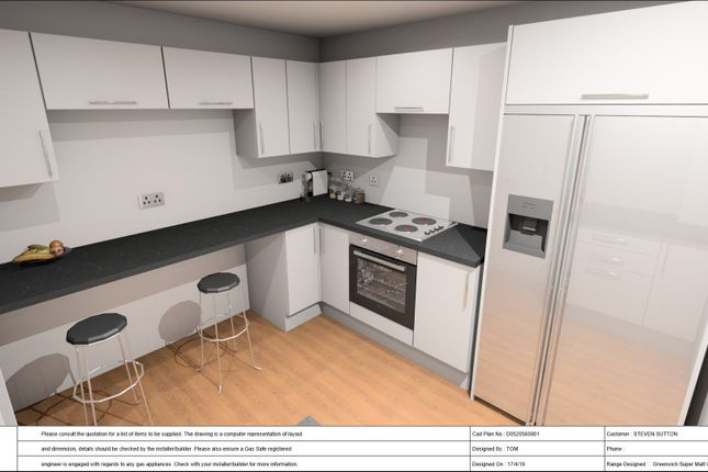Thumbnail End terrace house to rent in Chase Court, Colchester