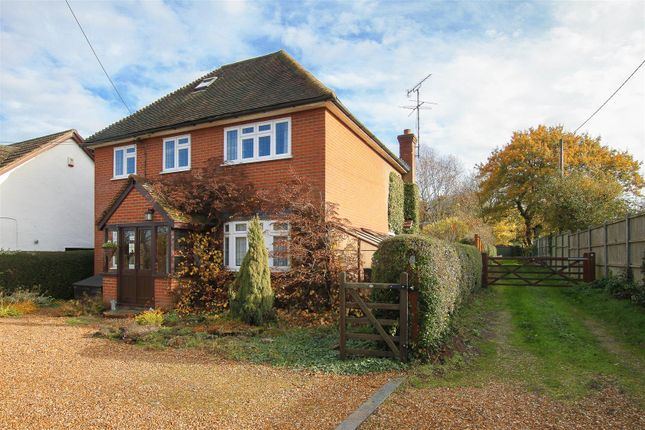Thumbnail Detached house for sale in Nine Ashes Road, Stondon Massey, Brentwood